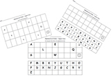 Alphabetical Order - Letter Ordering