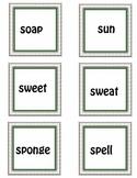 Alphabetical Order Letter S