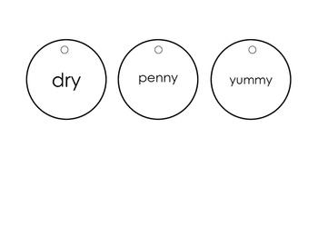 Alphabetical Order Necklaces: Y as a Vowel