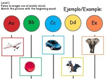 Alphabetical Order  Orden alfabético