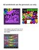 Alphabetical Order Popsicle Sticks