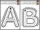 Alphabet Tracin' Through the Year
