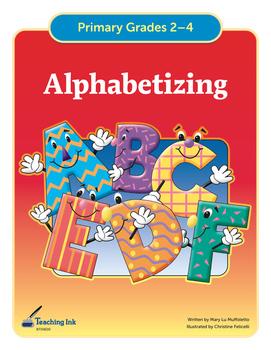 Alphabetizing (Grades 2-4) - by Teaching Ink