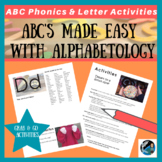 ABC & Phonics Activities Ideas for Parents & Teachers