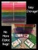 Alphabet Clip Cards {Easy Storage!}