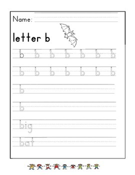 Alphabets and Handwriting and spelling