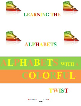 Alphabets with a Twist