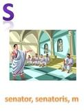 Alphabetum Latinum: Alphabet book project