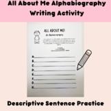 Alphabiography Lesson Plan-Creative writing