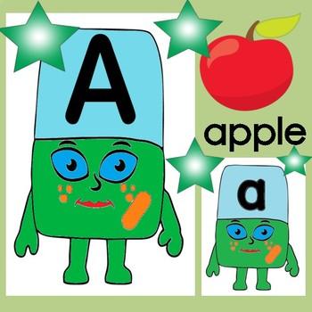 Alphablocks Alphabet Posters