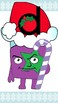 Alphablocks Christmas Party Posters