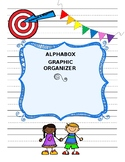 Alphabox Graphic Organizer