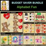 Alphabt Fun Unlimited Movable Pieces Bundle