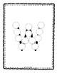 Alphadot Alphabet Dot It! Dab It! Stick It! Generic Worksheets ~ Focus Letter W