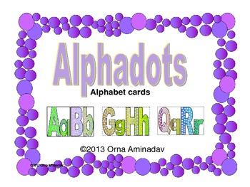 Alphadots