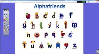 Alphafriends