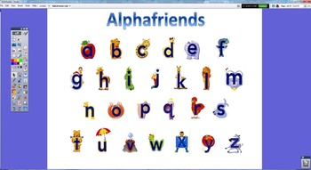 Alphafriends