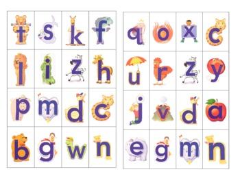 Alphafriends Bingo Game Soundtrack Number_9