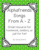 Alphafriends Songs
