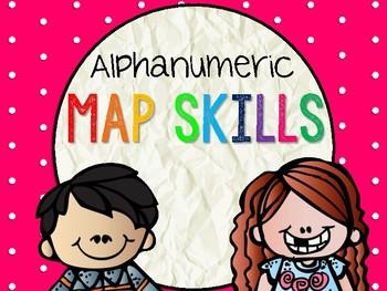 Alphanumeric Map Skills