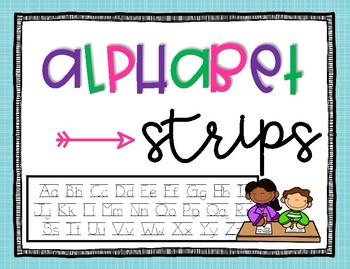 Alphapet Strips