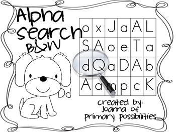 Alphasearch (B & C) Freebie