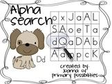 Alphasearch Bundle (Color, B&W, D'Nealian AND Print)