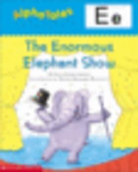 Alphatales The Enormous Elephant Show