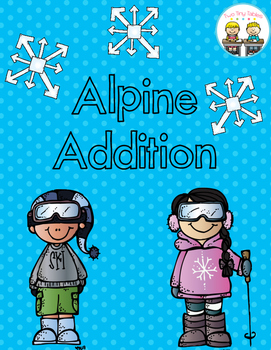 Alpine Addition ~ 2 digit Addition step by step (without re-grouping)