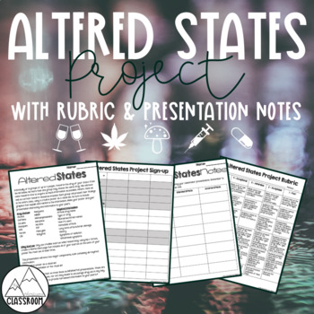 Altered States (Drugs) Project