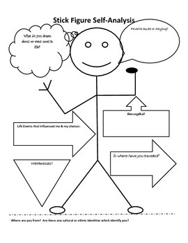 Alternative Back to School Introductions; Autobiography Graphic organizer