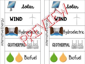 Alternative Energy Foldable
