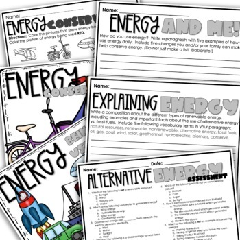 Alternative Energy Guide: Natural, Renewable, & Non-Renewable Resources