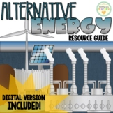 Alternative Energy Guide: Natural, Renewable, & Non-Renewa