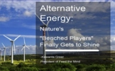 Alternative Energy Lesson
