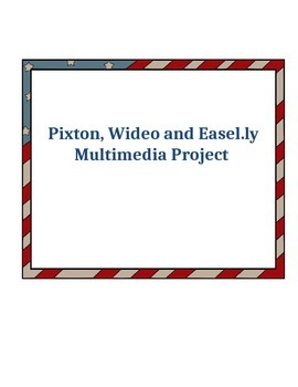 Alternative Energy Multimedia Project (Wideo, Pixton, Easel.ly)