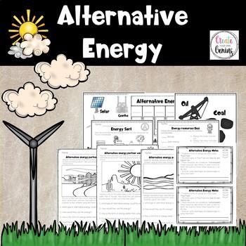 Alternative Energy Packet