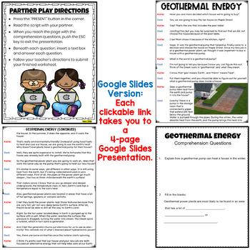 Alternative Energy Partner Plays