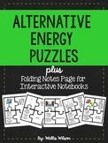 Alternative Energy Puzzles