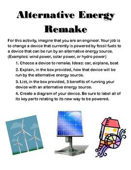 Alternative Energy Remake