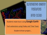 Alternative Energy Research and Google Earth Tour