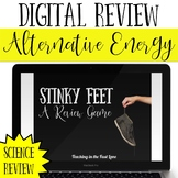 Alternative Energy Review Game Stinky Feet
