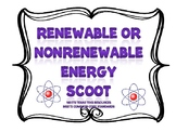 Alternative Energy SCOOT: Renewable versus Nonrenewable