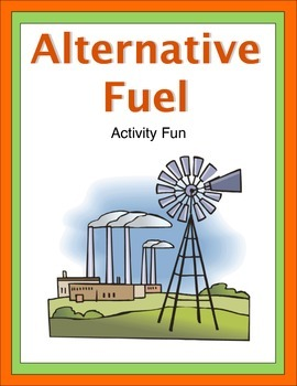Alternative Fuel Activity Fun