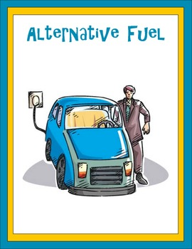 Alternative Fuel Thematic Unit