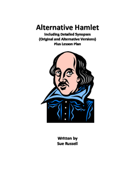 Alternative Hamlet guided reading or readers theater scrip