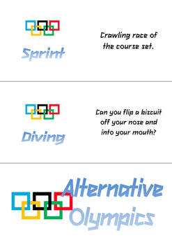 Alternative Olympic Games
