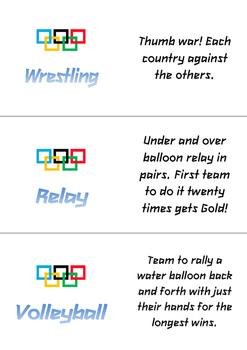 Alternative Olympic Games