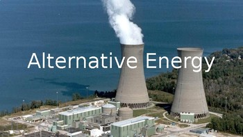 Alternative energy powerpoint