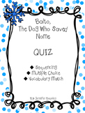 Balto, The Dog Who Saved Nome Quiz